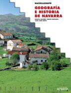geografía e historia 2º bachillerato  navarra-9788466785587