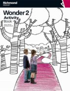 wonder 2 activity book (+cd)-9788466818087