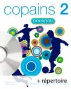 Copains nouveau 2º eso ce/rep/ cd multirom par Vv.Aa.