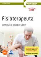 FISIOTERAPEUTA DE OSAKIDETZA-SERVICIO VASCO DE SALUD. TEMARIO COMÚN