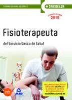 fisioterapeuta de osakidetza servicio vasco de salud. temario general. volumen 1 9788467630787