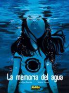 la memoria del agua mathieu reynes 9788467912487