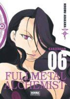 fullmetal alchemist kanzenban 6 hiromu arakawa 9788467913187