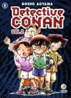detective conan ii nº 8 gosho aoyama 9788468470887