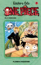 one piece nº 7 eiichiro oda 9788468471587