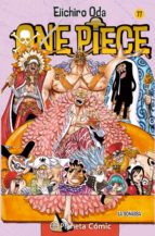 one piece nº 77 eiichiro oda 9788468477787