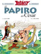 asterix: el papiro del cesar rene goscinny 9788469604687