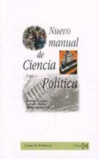 nuevo manual de ciencia politica (2 vols.) 9788470903687