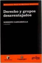 El libro de Derecho y grupos desaventajados autor VV.AA. EPUB!