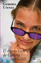 el diario violeta de carlota-gemma lienas-9788476699287
