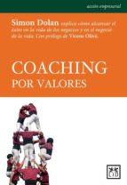 coaching por valores-simon dolan-9788483566787