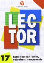 entrenament lector, velocitat i comprensió nº 17 lletr d´imprenta c.s.-9788486545987