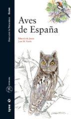 aves de españa (guia)-eduardo de juana-9788487334887