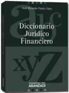 diccionario juridico financiera jose ricardo pardo gato 9788490141687