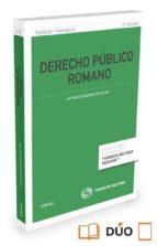 derecho publico romano (19ª ed.) antonio fernandez de bujan 9788490997987