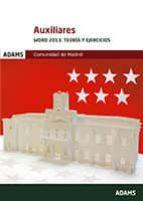 word 2013: teoria y ejercicios auxiliares de la comunidad de madrid-9788491474487