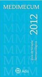 medimecum 2012. guia de terapia farmacologica (17ª ed) 9788493652487
