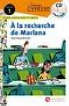 evasion 1 pack: recherche de mariana + cd-9788496597587