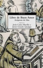 libro del buen amor arcipreste de hita 9788497590587