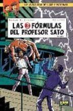 blake y mortimer 12: las 3 formulas del profesor sato 2-edgar p. jacobs-9788498147087