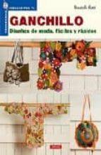 ganchillo, diseños de moda, faciles y rapidos (2ª)-donatella ciotti-9788498740387