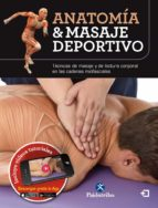 anatomia y masaje deportivo jose marmol 9788499105987