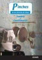 PINCHES DE LOS SERVICIOS DE SALUD: TEMARIO Y CUESTIONARIOS