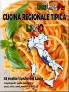 cucina regionale tipica lazio (ebook)-9788827544587
