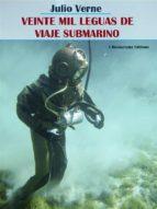 20000 leguas de viaje submarino (ebook) julio verne 9788827565087