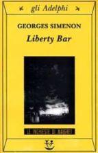 liberty bar georges simenon 9788845912887