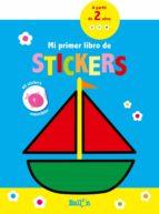 Barco - mi primer libro de stickers - por Vv.aa. MOBI TORRENT