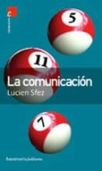comunicacion lucien sfez 9789505186587