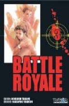 battle royale 3 koushun takami 9789875621787