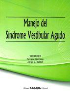 manejo del síndrome vestibular agudo-9789875703087