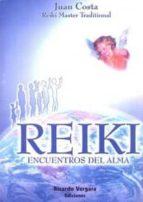 reiki: encuentros del alma juan costa 9789879060087