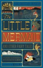 HARPER DESIGN CLASSICS: THE LITTLE MERMAID AND OTHER FAIRY TALES. ILLUSTRATED BY MINALIMA