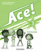 ace 3 activity book 9780194006897