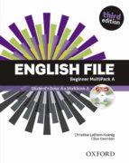 english file beginner student s book/workbook multipack a 3ªed 9780194501897