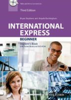 international express beg sb+dvd pk plus 3ed-9780194576697