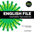 english file intermediate class audio cd 3ed (4)-9780194597197