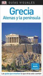 grecia, atenas y la peninsula 2018 (guias visuales) 9780241340097