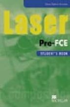 laser pre fce: student s book terry jacovides anne nebel 9781405067997