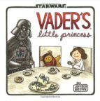 vader s little princess-jeffrey brown-9781452118697