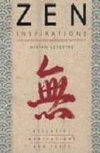 Descarga gratuita de eBooks en alemán Zen inspirations: essential meditations and texts