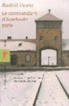 le commandant d auschwitz parle-rudolf hoess-9782707144997