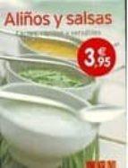 aliños y salsas (minilibros de cocina) (nueva ed.)-9783625002697