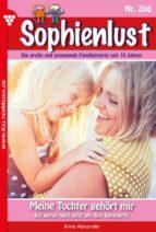 sophienlust 266 – liebesroman (ebook) anne alexander 9783740933197