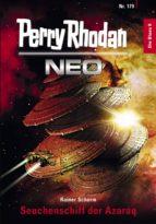 perry rhodan neo 179: seuchenschiff der azaraq (ebook)-rainer schorm-9783845348797