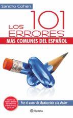 los 101 errores más comunes del español (ebook)-sandro cohen-9786070718397