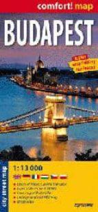 budapest (plano callejero) (escala: 1:13.000)-9788375462197